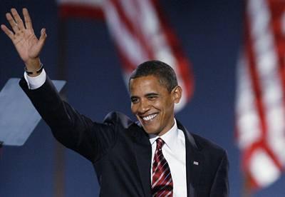 Amerika si zvolila Obamu